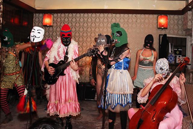 masquerade porn