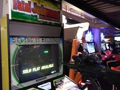 Borne d'arcade Silent Scope 2 : Fatal Judgement (Dacobah) Tags: arcade borne bornes latetedanslesnuages