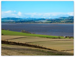 River Tay Landscape (eric robb niven) Tags: autumn landscape cycling scotland rivertay fife dundee farmland newburgh canong12 ericrobbniven