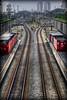 Rail São Paulo - BRZ (Romero Filho) Tags: brazil brasil train canon way subway 50mm sãopaulo rail trem barra hdr caminho transporte metrô funda trilhos cptm photomatix rebelxs platinumheartaward 1000d blinkagain romerofilho