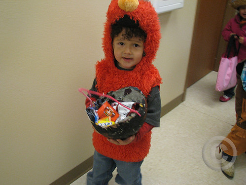 Early Learning Center Trick or Treaters 2013
