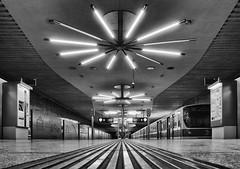 Mnchen U-Bahn Garching Forschungszentrum I (Jens Edinger Fotografie (y-oo-m)) Tags: mnchen jens ubahn garching yoom edinger forschungszentrum