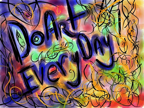 """Do Art Every Day • <a style=""""font-size:0.8em;"""" href=""""http://www.flickr.com/photos/55284268@N05/11043414196/"""" target=""""_blank"""">View on Flickr</a>"""