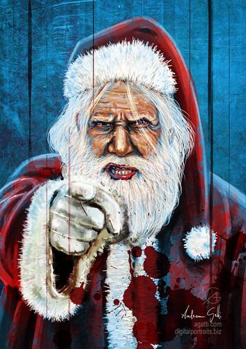 Bad Santa Claus
