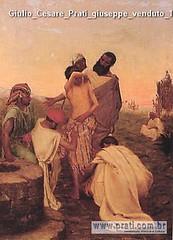 Giulio Cesare Prati giuseppe venduto 1884 olio su telacm 70x100 di g c prati