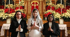 Consecration of Marie Becalonni (Canons Regular) Tags: church beautiful st john george high cardinal ceremony mass solemn cantius revfrankphillips