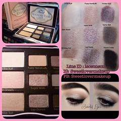 Too Faced Boudoir Eyes Shadow Collection ถึงแม้ว่าชื่อพาเล็ท Boudoir จะแนะประมาณว่าเหมาะกับการใช้สร้าง sexy, bedroom eye looks แต่จริง ๆ แล้วสีทั้งหมดในพาเล็ทนี้สามารถนำไปใช้สร้าง look อื่น ๆ ได้สวยเหมือนกัน ไม่จำกัดเฉพาะ look ห้องนอน ;) ราคา 2100฿ พิเศษ