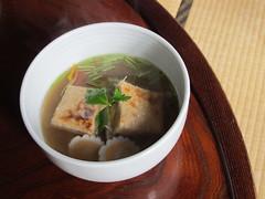 2014 New Year's ozoni (Samm Bennett) Tags: food japan tokyo newyear athome ozoni