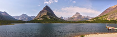 Swiftcurrent Lake (RH&XL) Tags: park lake hotel montana many glacier national swiftcurrent