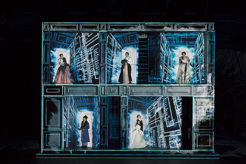 Making Don Giovanni' exhibition reveals how an opera production is created, from early designs to arriving on stage