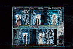 Debate: What do you think of the use of video projections in opera and ballet?