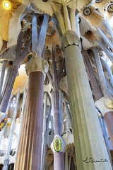 La Sagrada Familia (Jorge Gaviria) Tags: barcelona espaa europa basilica catedral iglesia gaudi lasagradafamilia templo antonigaudi