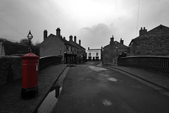 The Black Country Living Museum, Dudley 24/12/2013 (Gary S. Crutchley) Tags: street uk travel england urban bw white black west color colour heritage history monochrome museum ed mono living town nikon raw britain united country great kingdom s pop and dudley local af nikkor townscape staffordshire westmidlands walsall selective midlands d800 blackcountry 1635mm f40g bclm walsallweb walsallflickr