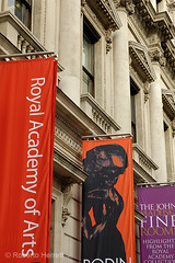 Coloured banners outside the Royal Academy of Arts in Piccadilly London England (Roberto Herrett) Tags: city uk travel red england white travelling london art english tourism colors k vertical stone architecture buildings advertising outside holidays colorful gallery colours purple unitedkingdom britain decorative famous capital sightseeing victorian cities places tourist flags architectural historic advertisement galleries u historical classical colored british colourful traveling ornate banners coloured vacations sights attractions locations stockphoto adverts exteriors destinations johnmadejskifinerooms rherrettflk