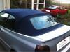 VW Golf III Cabriolet Verdeck
