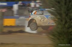 WRC Gto 2014 (AlexZamoraF1) Tags: ford mxico vw volkswagen rally citron wrc guanajuato hyundai len 2014 anttila ogier polor latvala ingrassia