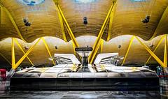 encounter of the third kind (jeromecourtial) Tags: madrid airport alien kind third et iberia terminal4 madridairport bajaras