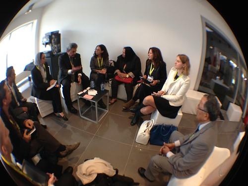 Reunión de Redes Regionales, Reunión de Redes Regionales, Cumbre Mundial de Centros de Ciencia, Bélgica 2014