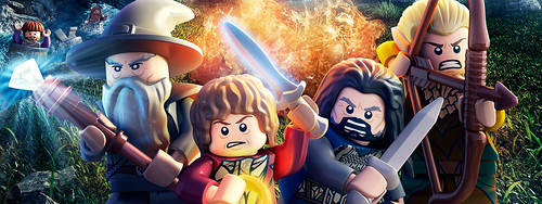 Lego: The Hobbit Launch Trailer