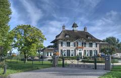 the doctor's house (stevefge) Tags: houses netherlands nederland beuningen hdr nederlandvandaag