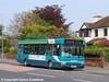 ARRIVA Buses Wales 2353 - V583 DJC (Cymru Coastliner) Tags: dennisdartslf plaxtonpointer 2353 v583djc bus rhyl arrivabuseswales