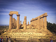Valley of the Temples (lisawiz) Tags: italy greek sicily taormina agrigento valleyofthetemples