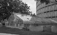 Trenton NJ (Blake Bolinger) Tags: bw newjersey nj greenhouse mercercounty trenton governmentbuildings departmentofagriculture