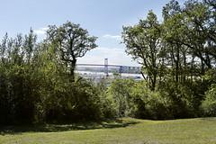 vue depuis l'Ermitage - Lormont
