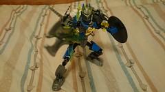 MOC Hero Factory SURGE <KNIGHT ver.> (danielhuang0616) Tags: factory lego hero bionicle mocs moc