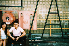 (penguinsandpolars) Tags: film filmphotography yashicamf3 lomoxpro200
