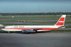 N18702 Boeing 707-331B TWA (pslg05896) Tags: chicago ohare ord twa boeing707 transworld kord n18702