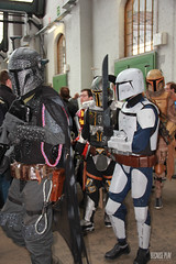 Comic Con Brussels 2017 (because_play) Tags: comiccon bruxelles brussels 25février2017 february 2017 batman suicidesquad avengers bodypainting bobgunton annabrewster dirkbenedict agencetoutrisque ateam bumblebee starwars darkvador