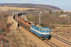 Light-blue strikes back   363.099   ZSSK Cargo   Pn 65800   Nové Mesto nad Váhom (lofofor) Tags: electric eso cargo 363 099 náklad nákladný nm koridor zmeska pn 65800 svetlomodrý lightblue umytý patina