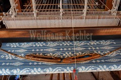 30098747 (wolfgangkaehler) Tags: asia asian southeastasia myanmar burma burmese inlelake villagelife lake innpawkhonevillage workshop weaving weavingloom weavinglooms weavingcloth loom looms fabric closeup