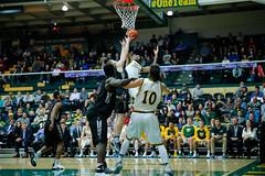 USF Basketball vs SCU 70 (donsathletics) Tags: universityofsanfranciscodonsmensbasketball usf mens basketball vs scu 70 jordan ratinho dons sports team