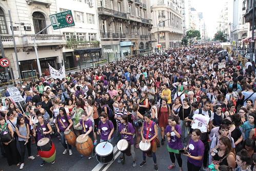 International Women's Day: Argentina