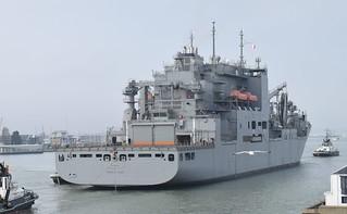 USNS Robert E Peary IMO9319806