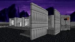 Tak Base (BarricadeCaptures) Tags: star wars dark forces mission ii 2 talay tak base after massacre game screenshot screencap
