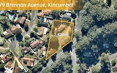 7-9 Brennan Avenue, Kincumber NSW
