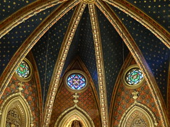 Teruel abside vidrieras Iglesia San Pedro 03 (Rafael Gomez - http://micamara.es) Tags: teruel abside vidrieras roseton iglesia san pedro vidriera