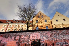 DSC00432_HDR (Chris Belsten) Tags: hanseatic wall hansa medieval walledcityteutons prussia torun gothic oldtown poland brick centraleurope europeanhistory prussian walledtown city stockcategories