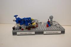 Micro LEGO Galaxy Explorer (roninsfx) Tags: lego micro space