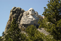 Washington (brittreints) Tags: southdakota mountrushmore