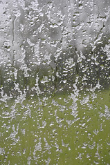 Holiday Time (Chris Mullineux) Tags: rain nikon cotswolds caravan sleet mullineux
