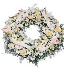 FTD Funeral Wreath (dobdeals.com) Tags: flowers wreaths eventsupplies