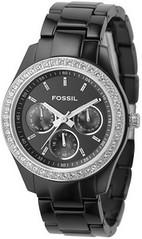 Fossil Stella DayDate Display Quartz Black Dial Ladies Watch ES2157 (luxuryjug.com) Tags: fossil lu newitems bestpricefossil lowestpricesfossil fossilmenswatch es2157 fossiles2157