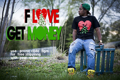 F Love Get Money Clothing - Promo (williemacceyes) Tags: urban money get love flow clothing mural poetry poem fuck photos mark lifestyle boyz hood rap jarvis haley macc flgm williemacc