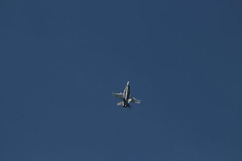2013 V8 Supercars - Hidden Valley - F-18 Super Hornet Display