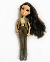 TropicoNative's BNTM Cycle 1 - Audition - Heather Mills (Bratzjaderox) Tags: black hot cute up hair model all fierce top heather barbie next jade mills raven bratz 2010 glammed 2011