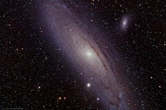Messier 31, the Andromeda Galaxy (TheAstroShake) Tags: Astrometrydotnet:status=solved Astrometrydotnet:id=supernova1295
